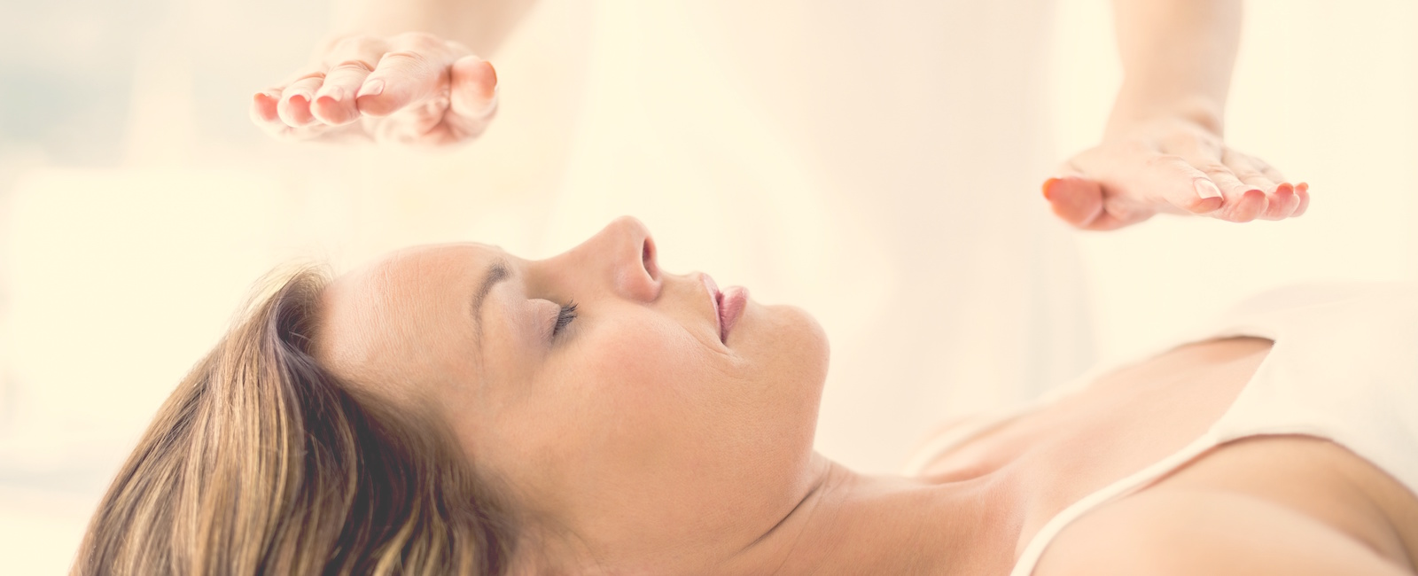 Reiki Healing massage