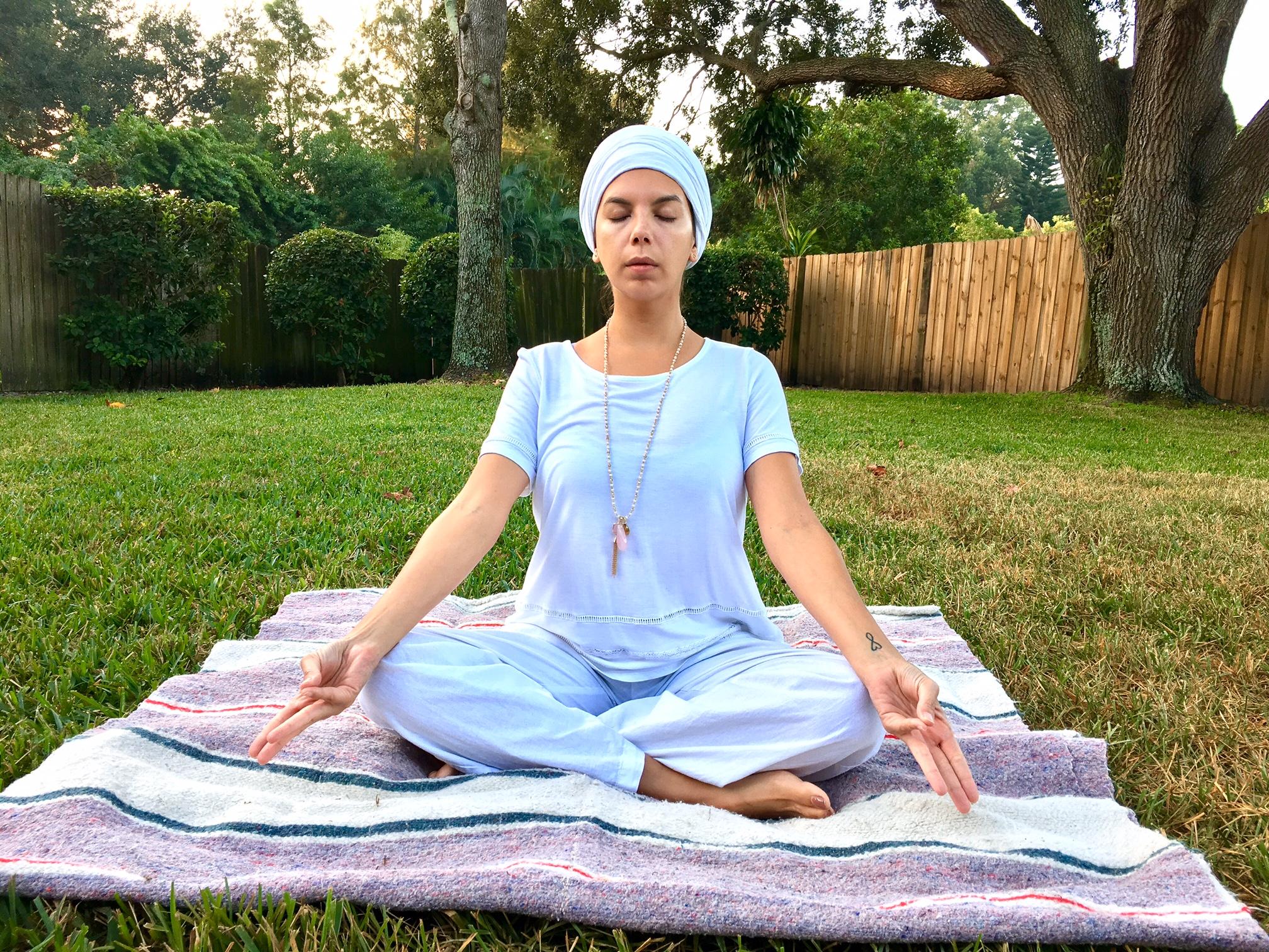 Antar Naad Mantra Meditation