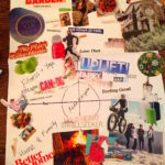 Vision Board By Drops Of Yoga
