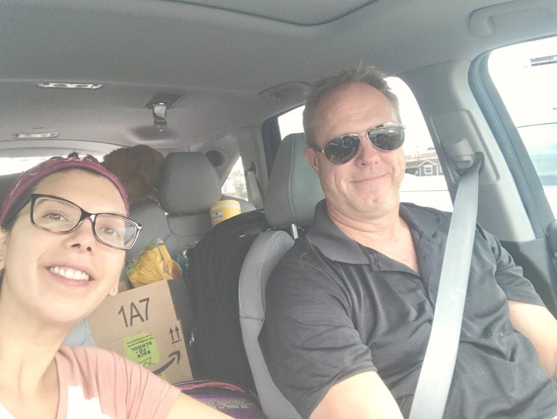 hurricane irma road trip aiyana fraley