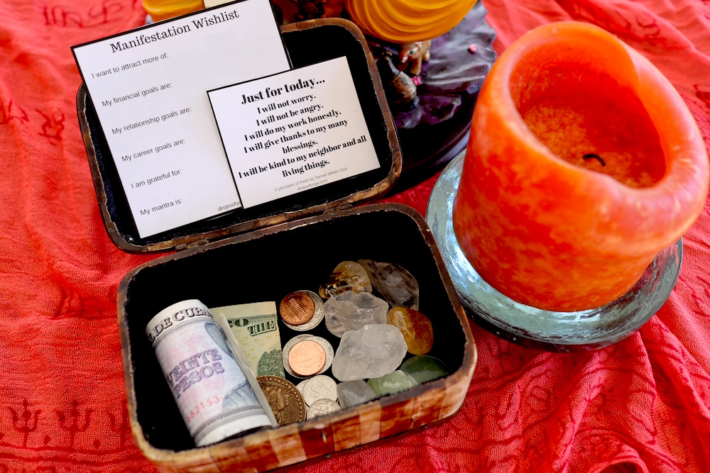 Reiki Prosperity Box Meditation That Helped Me Manifest My Dreams